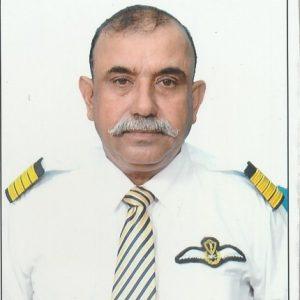 Capt Sanjay Chakravarty web
